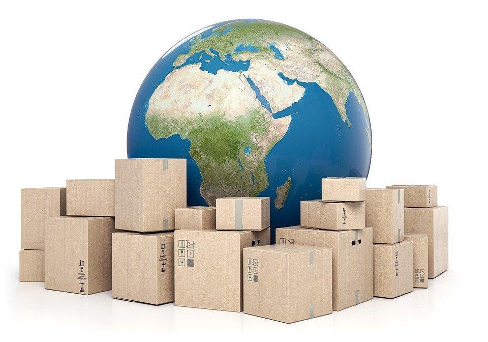 como exportar produtos