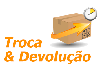 política de troca e devolução de produto