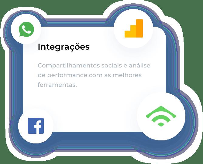 integrações